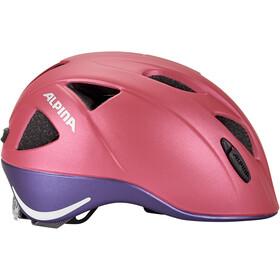 Alpina Ximo L.E. Kask rowerowy Dzieci, różowy